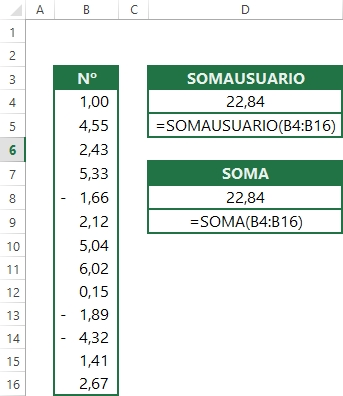 Crie sua própria função no Excel-3