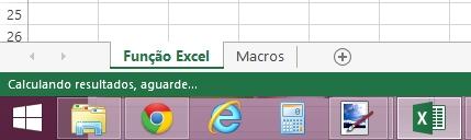 Excel Status Bar-2