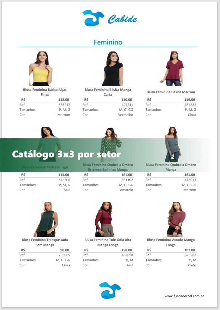 Gerador de Catálogos 3.0 - 02