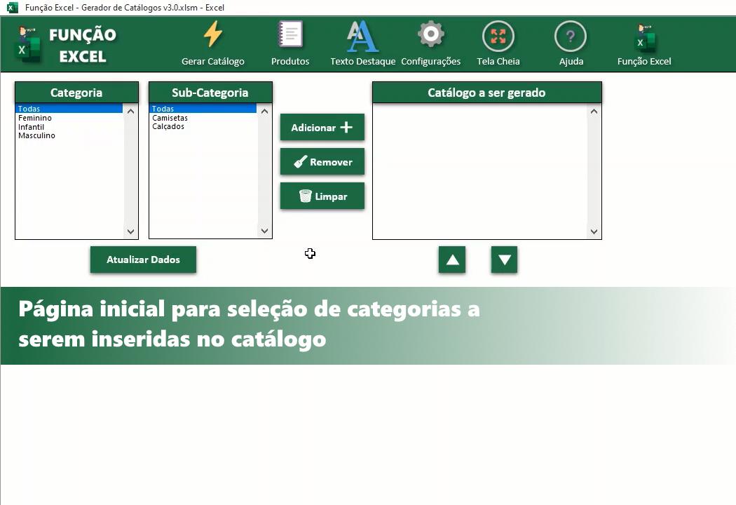 Gerador de Catálogos 3.0 - 07